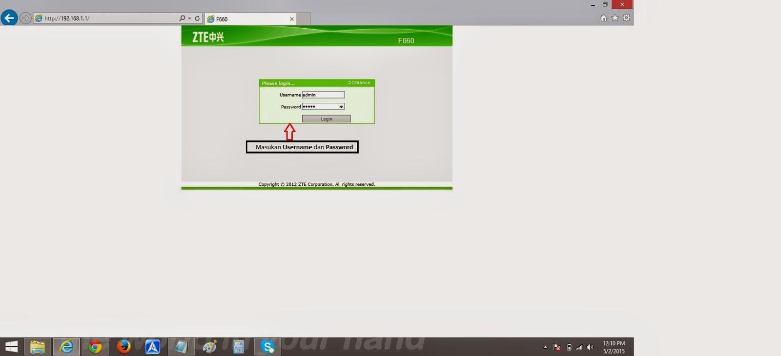 IchsanX: Cara mengganti Username dan password default dari