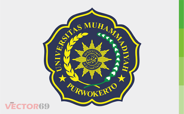 Logo UMP (Universitas Muhammadiyah Purwokerto) - Download Vector File CDR (CorelDraw)