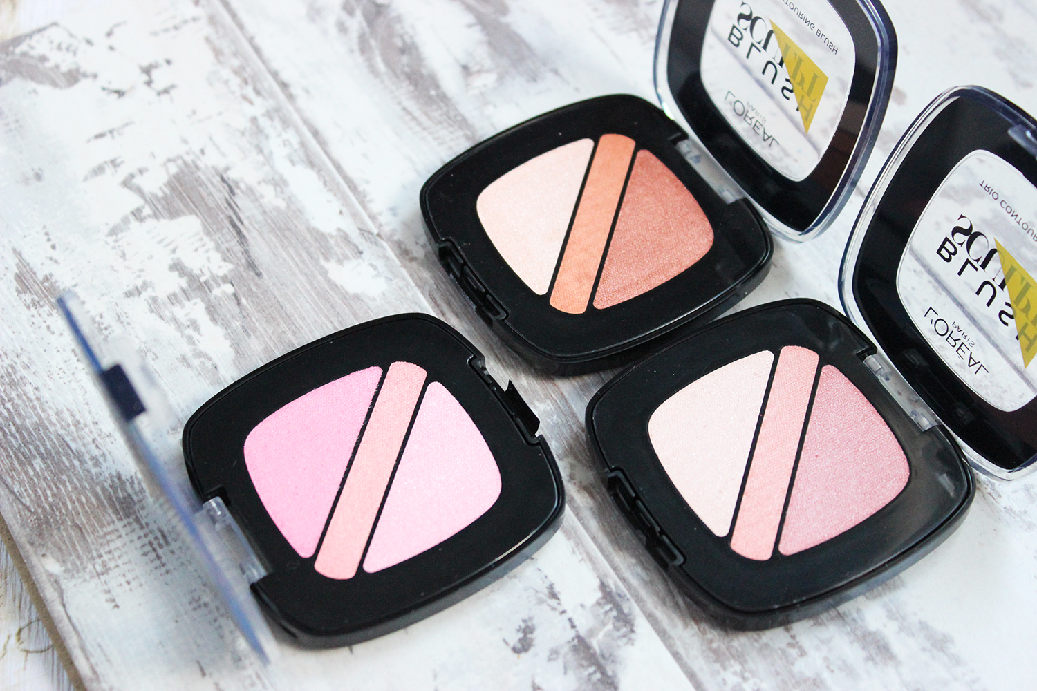 L'Oreal Infallible Blush Sculpt review