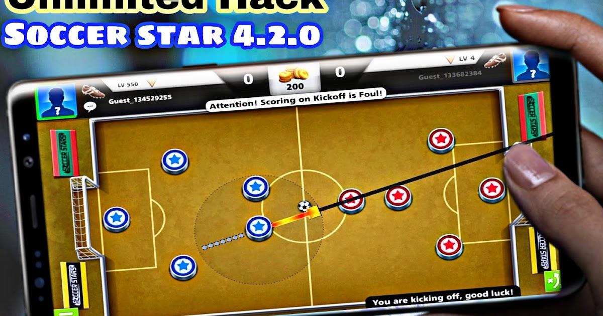 soccer stars 4.0.2 aim mod apk