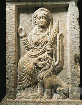 Image result for Goddess Allat