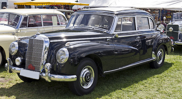 mb300 - Best of the Vintage Cars that Your Grandpa Wished to ride! - Vintage, Rolls Royce, Old, Mercedes, Jaguar, Fiat, Classic, Chevrolet, Cars, amazing