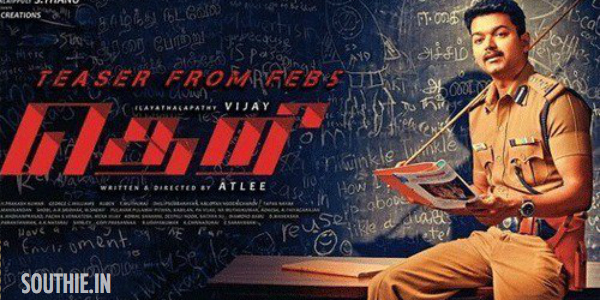 Vijay 59, Theri is one of the movies that has generated a lot of craze in the recent past. Vijay as an emotional cop is a must watch. Theri, Kabali, 24, S3 Top Tamil films for 2016.