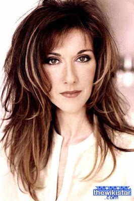 The life story of Celine Dion, Canadian singer, born on March 301,968.