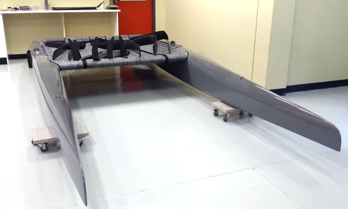 Carbonix Foils & New Paradox V3   Catamaran Racing, News ...