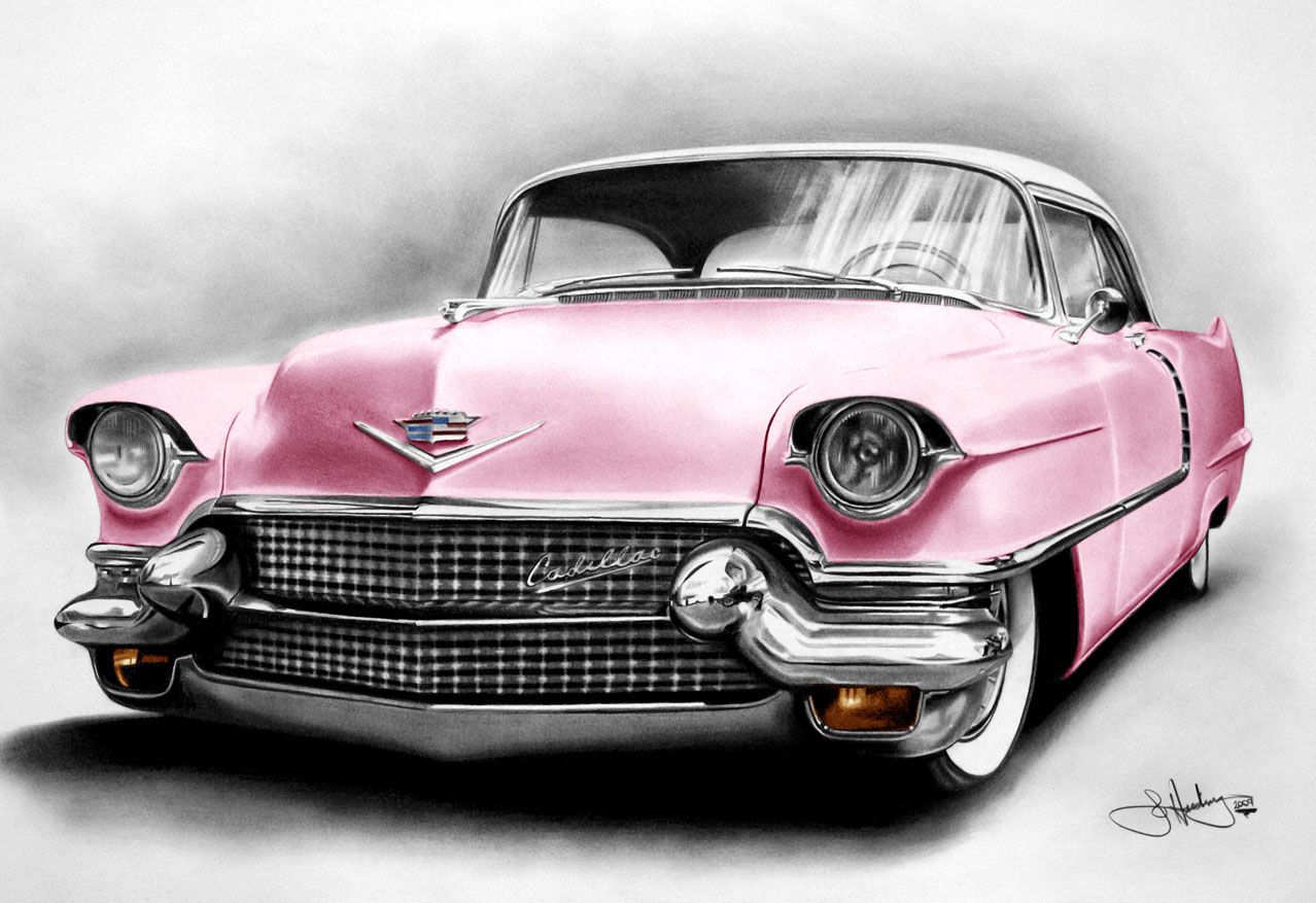 More Wallpapers HD: Cadillac Classic Car Wallpapers