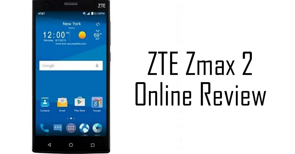 zte zmax 2 tutorial The