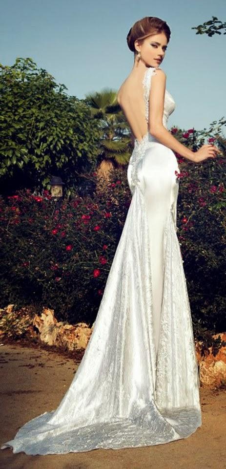 hermosos vestidos de novia elegantes | moda 2014 | vestidos | moda
