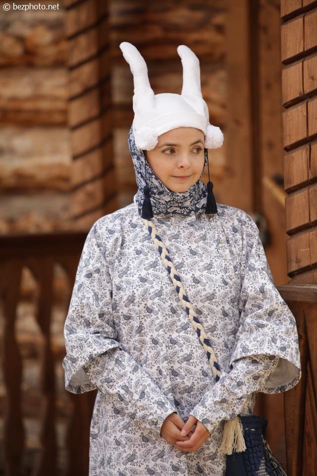 русский народный рязанский костюм