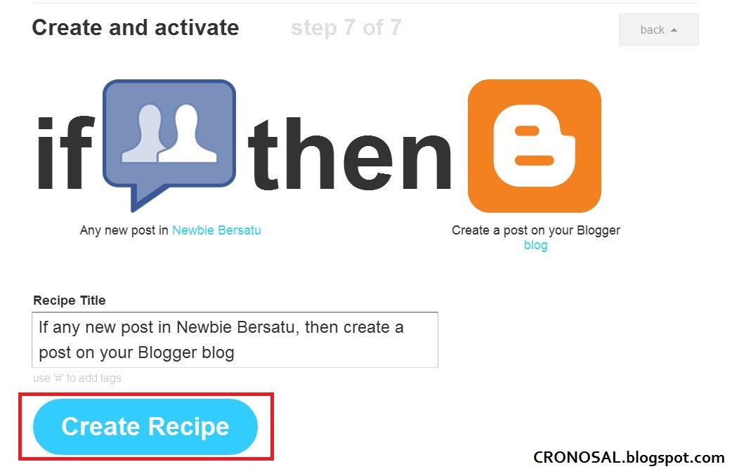 Cara Membuat Auto Post dari Grup Facebook ke Blog dengan Mudah