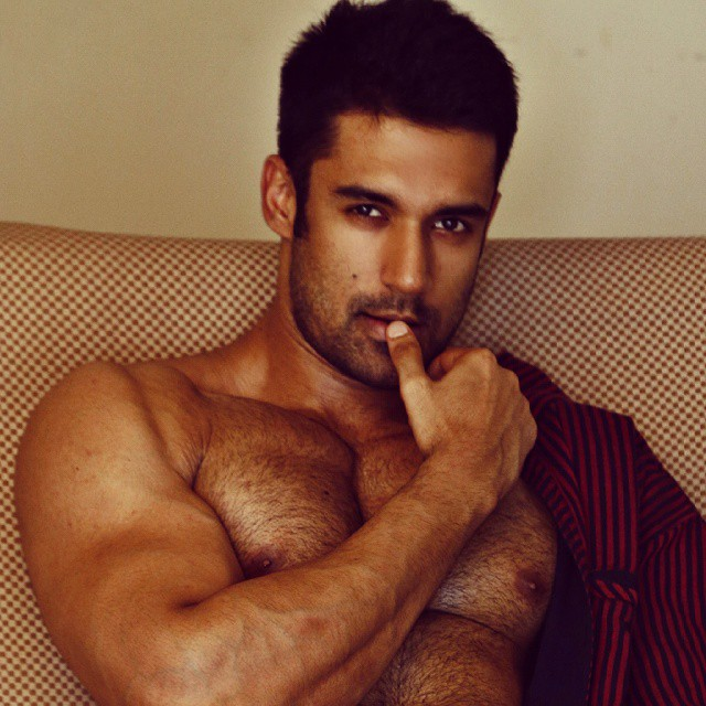 Naked Bollywood Men 108