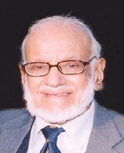 Mambillikalathil Govind Kumar Menon, also known as M.G.K. Menon, is a physicist and policy maker. M. G. K. Menon was born on Aug. 28, 1928 at Mangalore in Karnatak. He did his Ph.D. in U.K. in 1949 where he did research under Nobel Laurate C.F.Powell and discovered a few elementary particles including ions of various energies, k-particles and specific category of pions.