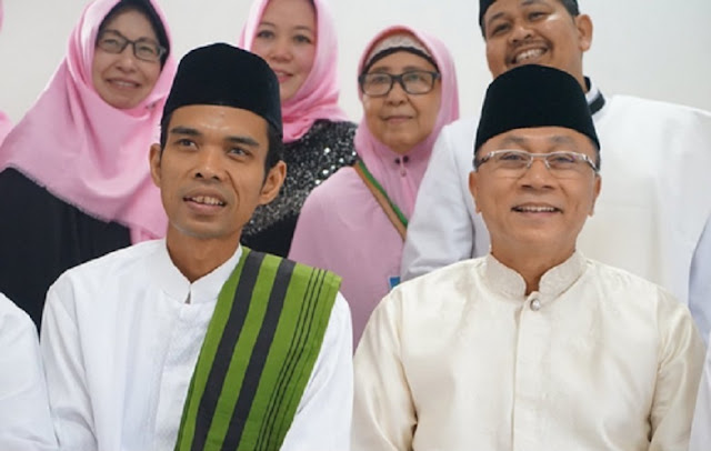 Cawapres Prabowo Mengerucut 2 Nama, PAN: Paling Ramai Dibicarakan Ustadz Somad
