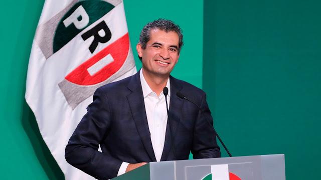 """Exige Ochoa a otros partidos renunciar a dinero público; """"El PRI ya puso el ejemplo"""""""