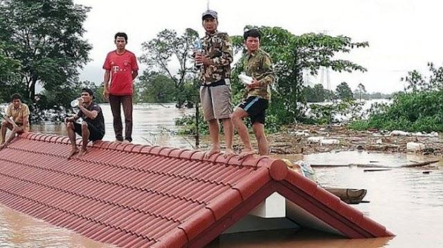 Desa Kongsijaya Sigap Hadapi Bencana