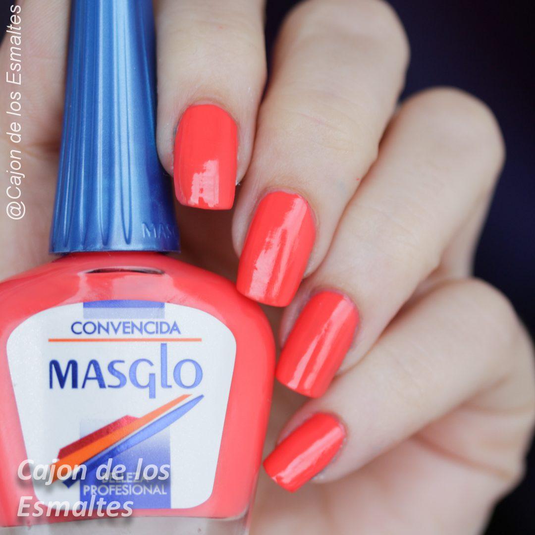Esmaltes de uñas Masglo | Cajon de los esmaltes