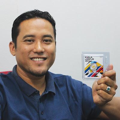 Koleksi Syiling Edisi Khas Sukan SEA Kuala Lumpur 2017