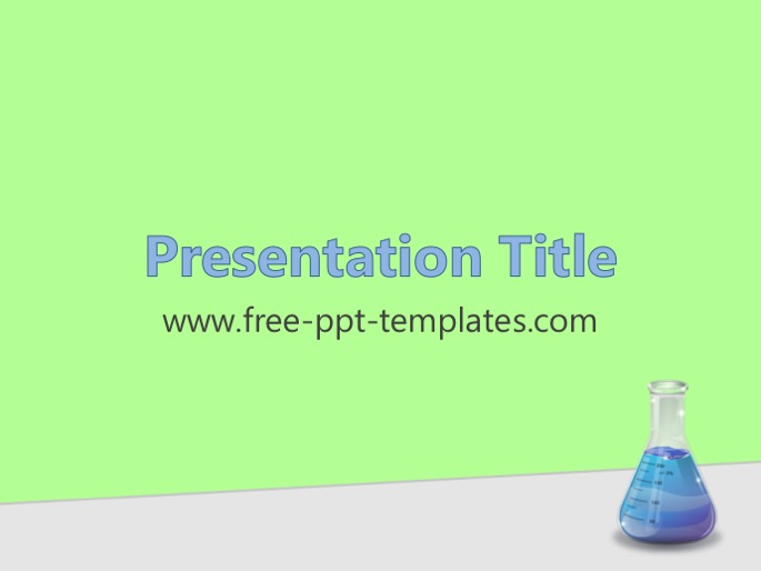 chemistry ppt template, Powerpoint templates