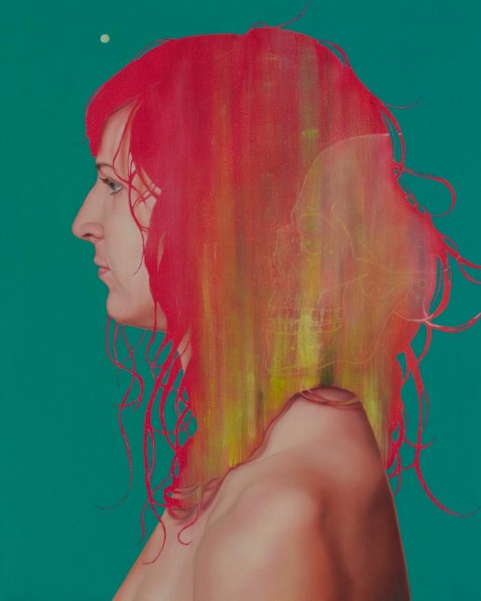 Американский художник. Jenny Morgan