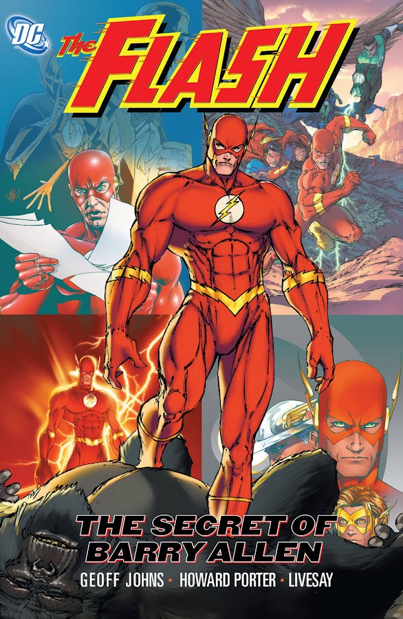 flash secret of barry allen dc comics
