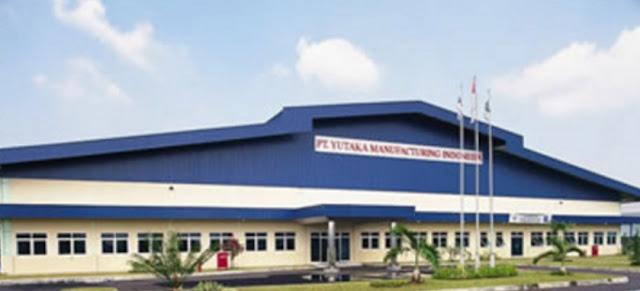 PT. YUTAKA MANUFACTURING INDONESIA (PLANT 2)