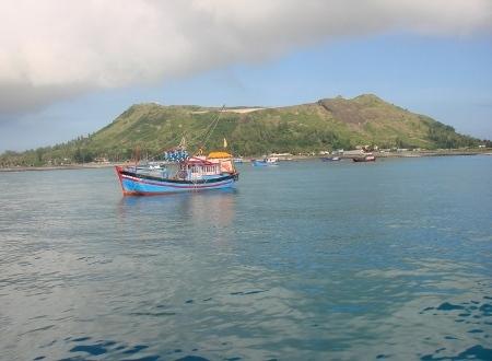 Miệng núi lửa đảo Lý Sơn được nhà đầu tư chú ý