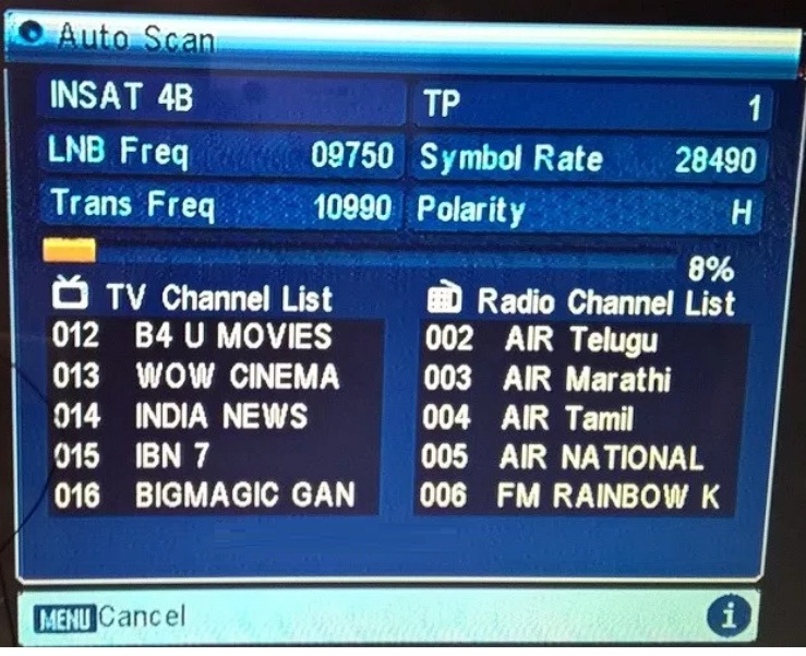 Know! Why New TV Channels not Adding on DD Freedish DTH