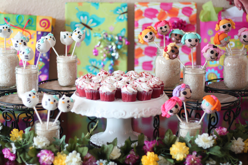 Different Ways To Display Cake Pops