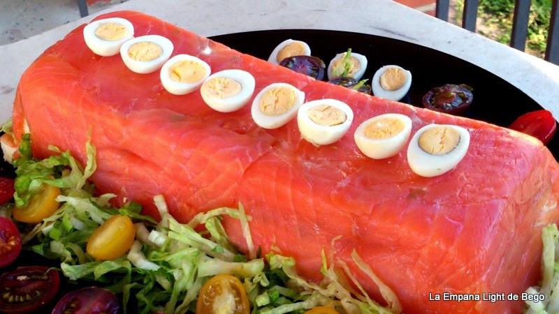 Pastel-de-salmón-y-Marisco-con-pan-de-molde