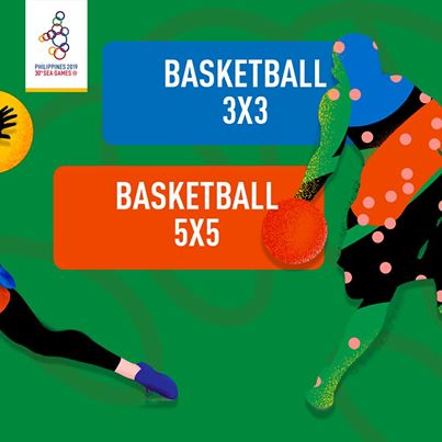 Men S Basketball At The 2019 Sea Games Schedule Results