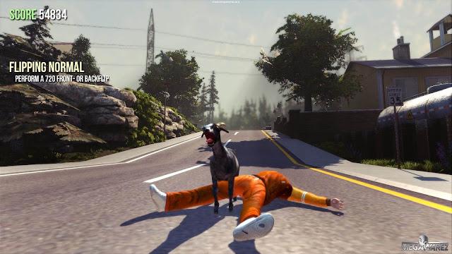 Goat Simulator GOATY pc imagenes