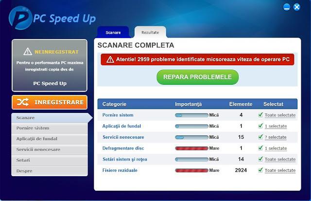 PCSpeedUp