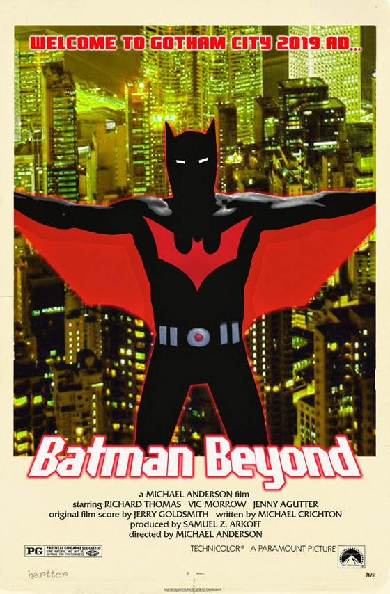 Richard Thomas Is Batman Beyond
