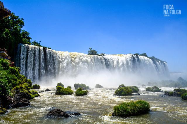 Viaje de Casa: Cataratas do Iguaçu