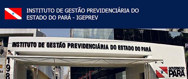 Concurso Igeprev-PA / Edital 2018