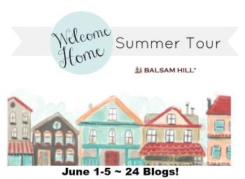 Welcome Home Summer Blog Tour- From My Front Porch To Yours