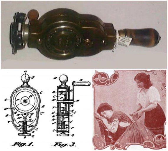 Жіночу істерію лікували вібраторами – показали сексуальні іграшки 19 століття