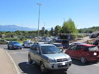 gužva za trajekt Supetar - Split slike otok Brač Online