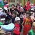 Ratusan Anak Cilik Ikut Karnaval Meriahkan HUT RI Ke-71