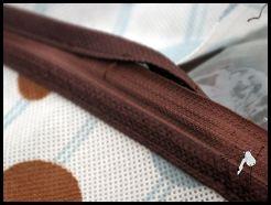 jesienne porządki – torba na ubrania sezonowe