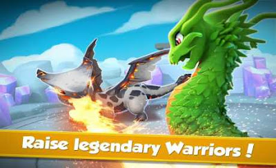 dragon mania legends apk mod
