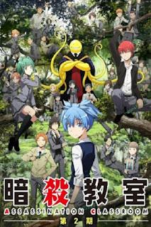Ansatsu Kyoushitsu (TV) 2nd Season (2016)