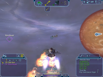 Freelancer Game Screenshots 2003