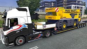 Faymonville with Liebherr LTM 1030