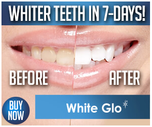 white glo whitening teeth