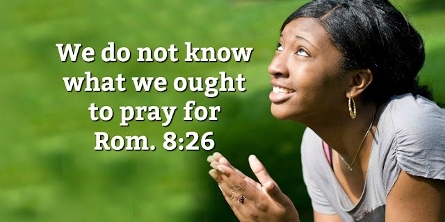Sometimes we fail to understand what prayer does to us. This 1-minute devotion explains. #BibleLoveNotes #prayer #Biblestudy