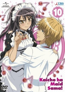 Download Kaichou wa Maid-Sama! Subtitle Indonesia