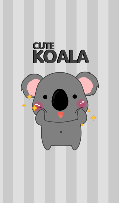 I'm Cute Koala Theme(jp)