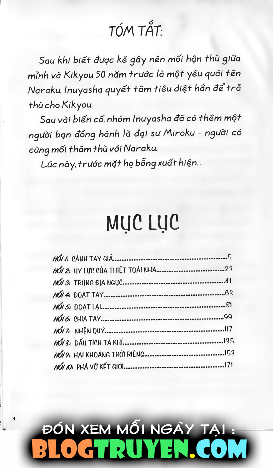 Inuyasha vol 07.1 trang 3