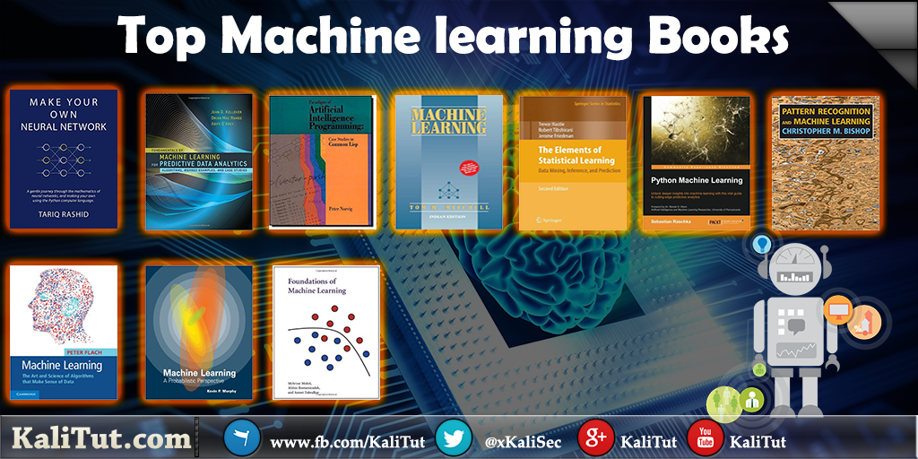 book on machine learning